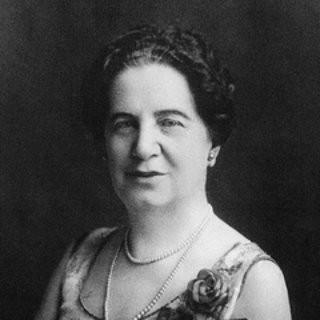 Emily Murphy (1868 - 1933)