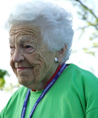 Hazel McCallion (1921 - )