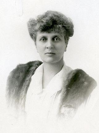Irene Parlby (1868 - 1965)