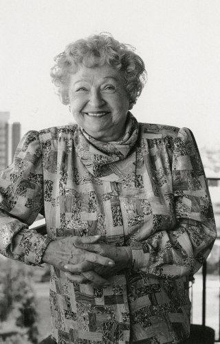 Louise Marguerite Renaude Lapointe (1912 - 2002)