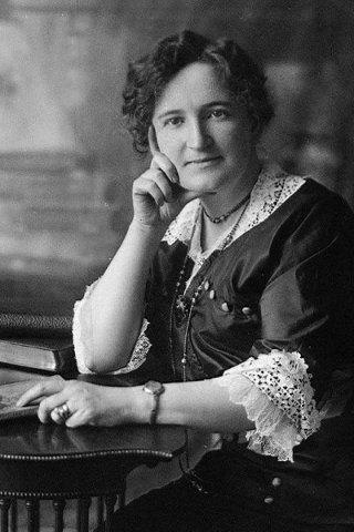 Nellie McClung (1873 - 1951)