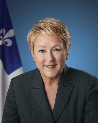 Pauline Marois (1949 - )